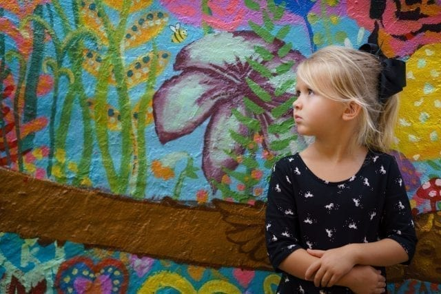 Painting Is Beneficial For Autistic Children: Iris Grace, The Little Genius