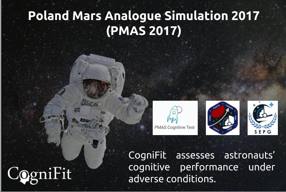 CogniFit - Cognitive Assessments and Brain Training in Astronauts